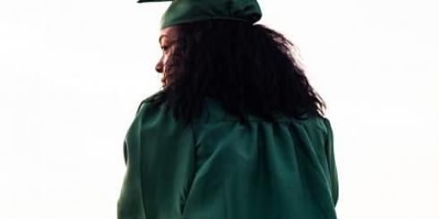 Graduation Gown and Hat