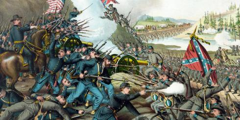 Battle of Franklin in the Civil War