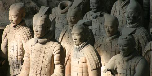 Qin Terracotta Warriors