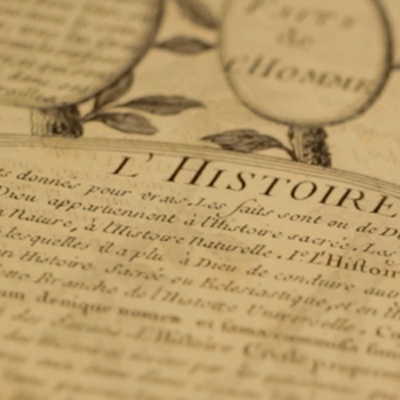The History of the Book in 17th and 18th Century Europe