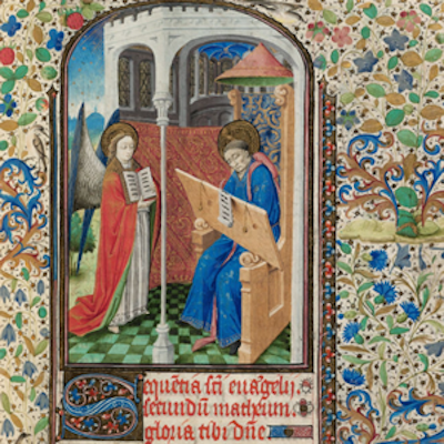The Medieval Book of Hours: Art and Devotion in the Later Middle Ages