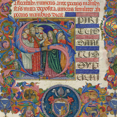 Books in the Medieval Liturgy