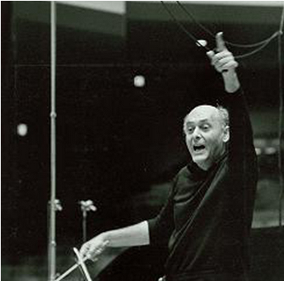 """Music, First and Last"": Scores from the Sir Georg Solti Archive"