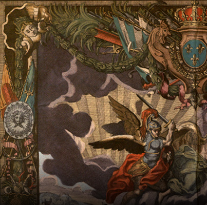 Going for Baroque: The Iconography of the Ornamental Map