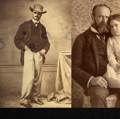 Life is in the Transitions: William James, 1842-1910
