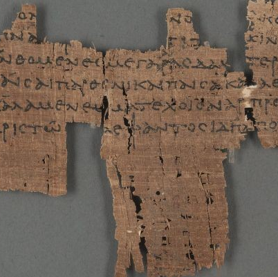 Digital Papyri at Houghton Library