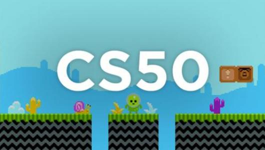 CS50 with video game animations