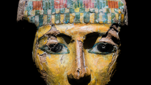 A ceremonial mask.