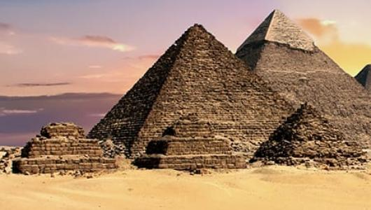 pyramids of giza ancient egyptian art and archaeology harvard