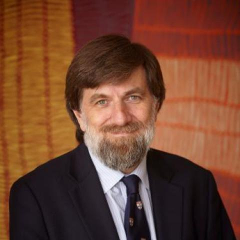 Image of David J. Hunter, Academic Dean, former Acting Dean, and faculty member of the T.H. Chan School of Public Health.