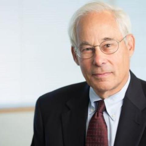 Portrait of Don Berwick