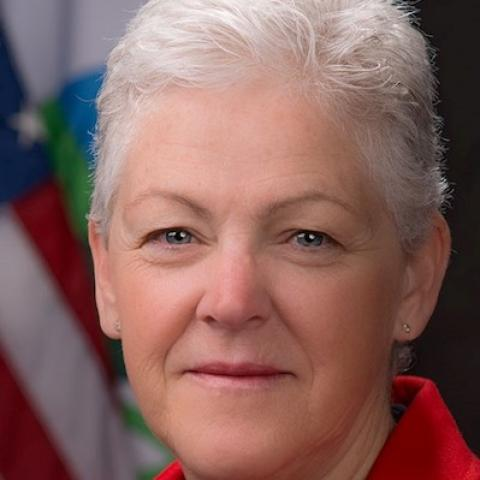 Portrait of Gina McCarthy