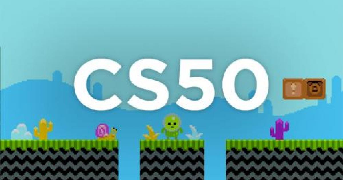 Cs50 S Introduction To Game Development Harvard University